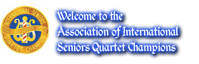 Association of International Seniors Quartet Champions